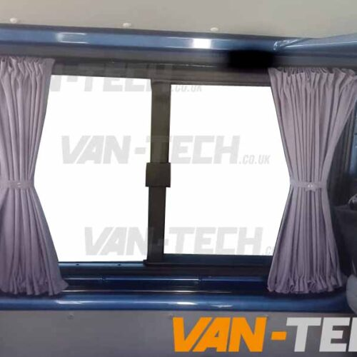 VW T6 Interior Curtains