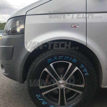 All Terrain Wheels and Tyres for VW Transporter T5