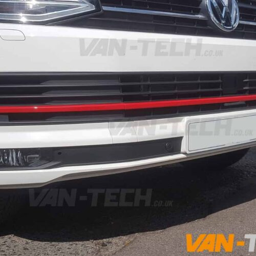 VW Transporter T6 fitted with Van-Tech Accessories