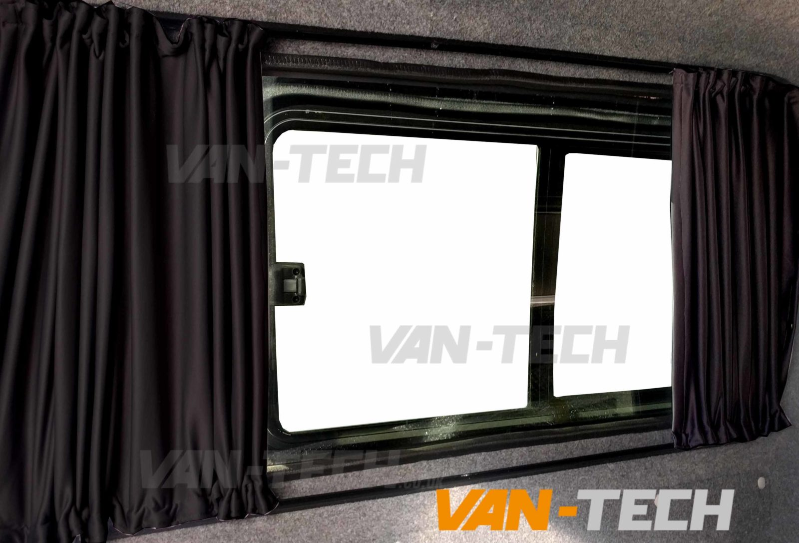 VW T6 T6.1 Blackout Interior Curtain