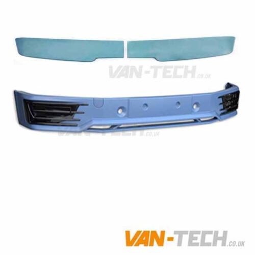 VW T6 Transporter Sportline Bumper and Barn Door Spoiler