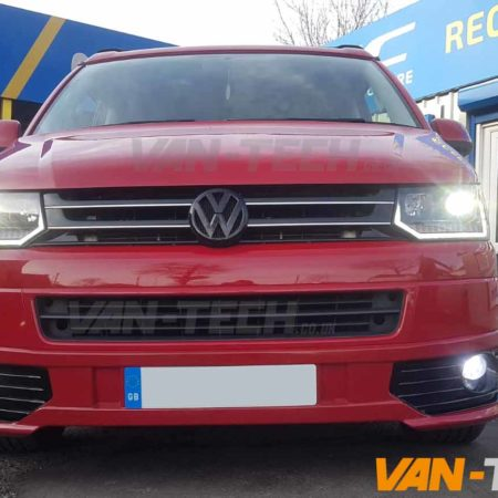 VW Transporter T5.1 Lower Front Sportline Bumper