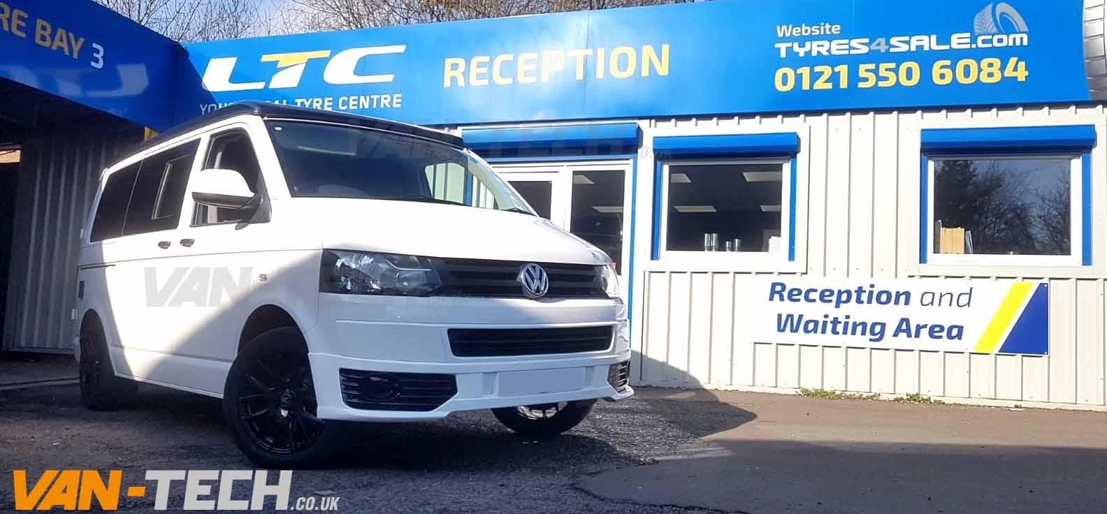 VW Transporter T5.1 Sportline Front Lower Bumper