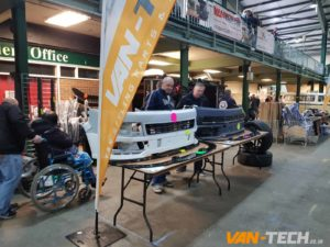 Van-Tech would like to thank all our customers who attended Dubfreeze