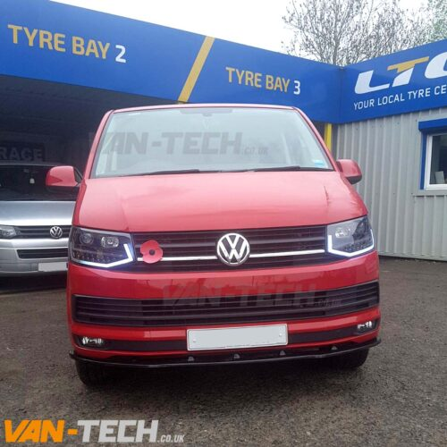 VW T6 Lights