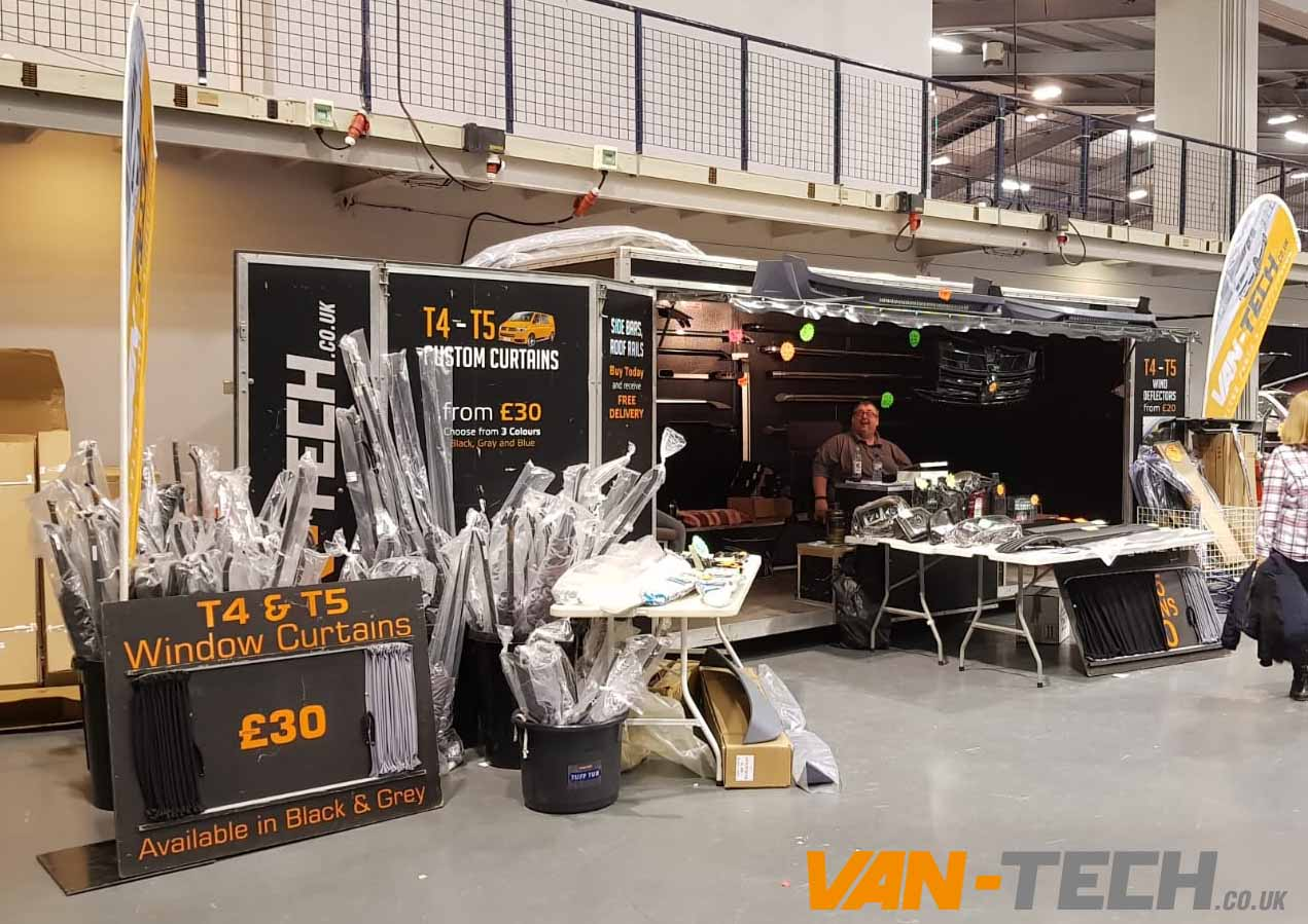 Van Tech Would Like To Thank Everyone Who Attended Camper
