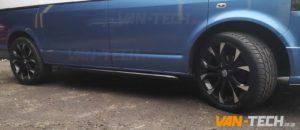 Van-Tech Accessories for VW Transporter T5.1