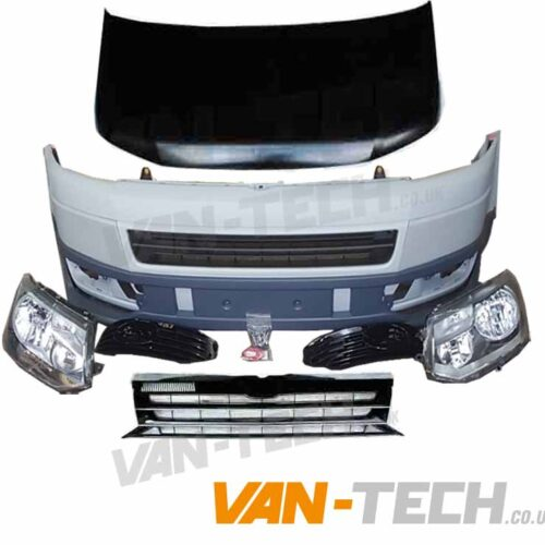 Van-Tech | VW T4, T5, T6 Vans, Parts & Accessories