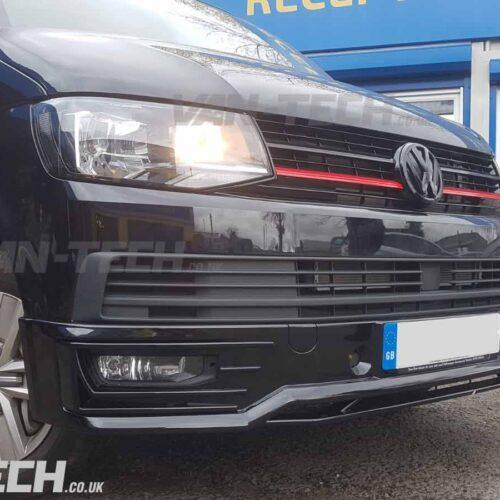 VW Transporter T6 Accessories by Van-Tech