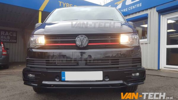 VW Transporter T6 Accessories by Van-Tech