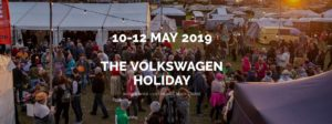 VanWest - The Volkswagen Holiday 10-12th of May 2019