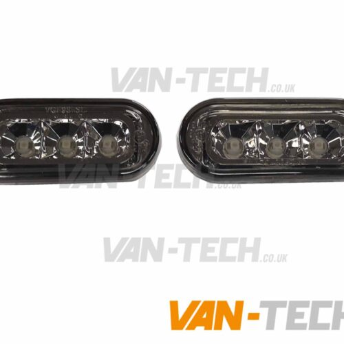 W T5 T5.1 Smoked LED Side Repeater