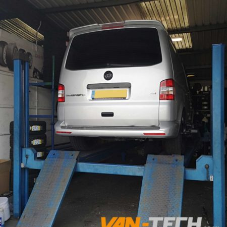 Hunter Hawkeye 4 Wheel Alignment Tracking by Van-Tech