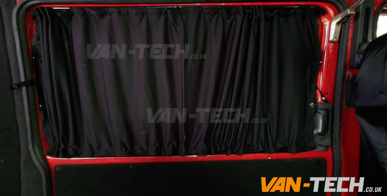 VW T4 Transporter Blackout Interior Curtains