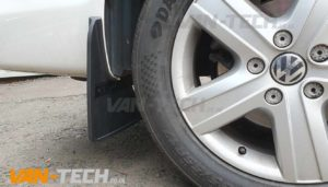 VW Transporter T5 T5.1 Mudflaps Mud Guards