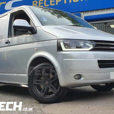 VW T5 T5.1 T6 Sportline Side Bars Angular now in stock