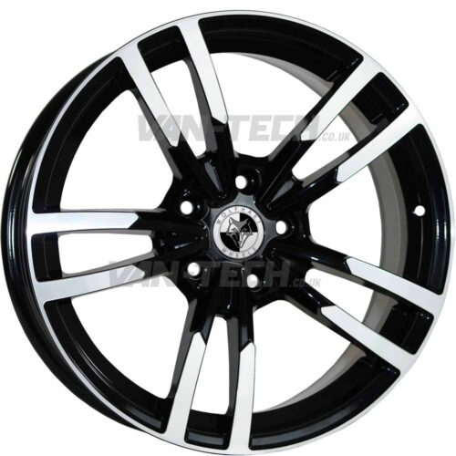 Wolfhart Vortex Alloys Wheels