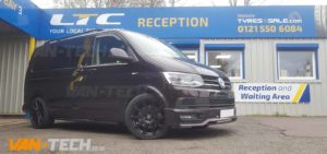 VW T5.1 T6 Electric Side Bars Steps available next week