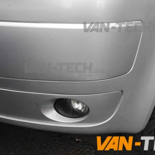 VW T5.1 Transporter Bumper Covers Blanking Plates 2010 - 2015