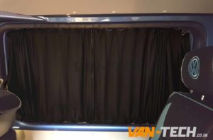 VW Transporter T5 T5.1 T6 Blackout Interior Curtains