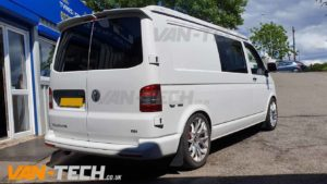 H&R 50MM Lowering Springs VW Transporter T5 supplied and fitted
