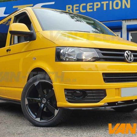 VW T5 Transporter Accessories supplied and fitted by Van-Tech