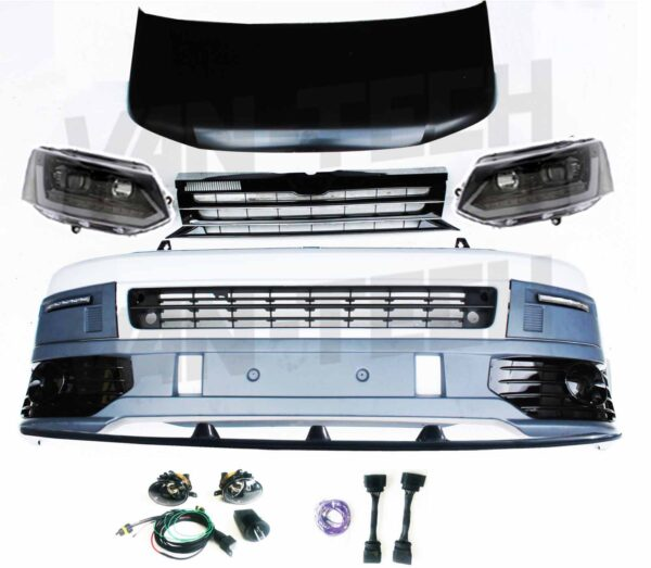 VW Transporter T5 to T5.1 Front End Conversion Kit