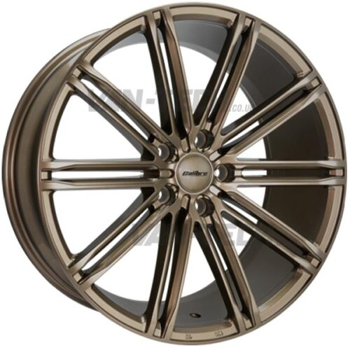 "VW T5 T5.1 T6 Calibre CC-I 20"" Alloy Wheels Bronze"
