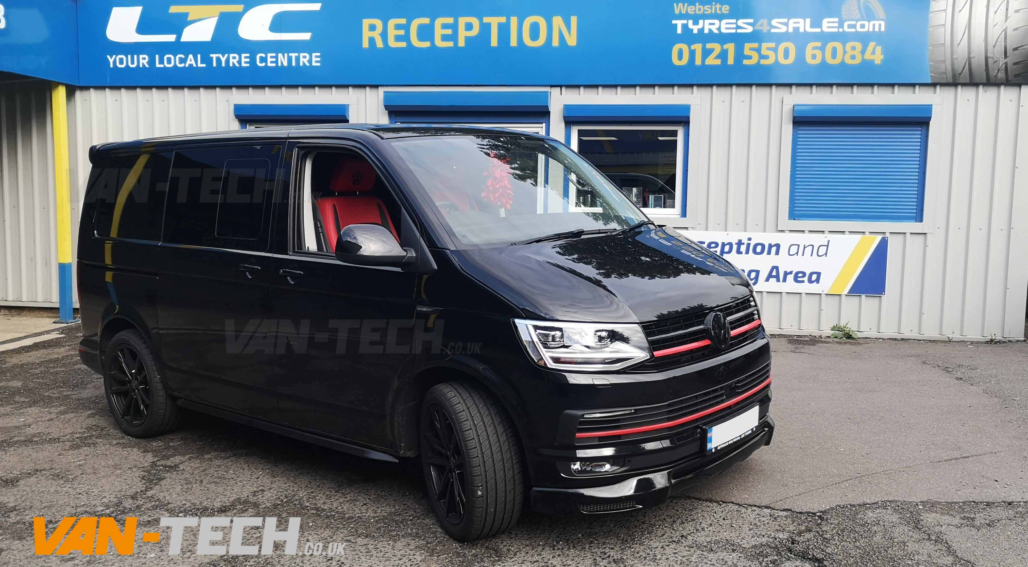 VW T6 Parts supplied and fitted by Van-Tech