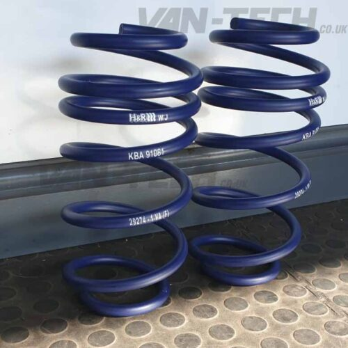 Caddy H&R Lowering Sport Suspension Kit Coil Spring