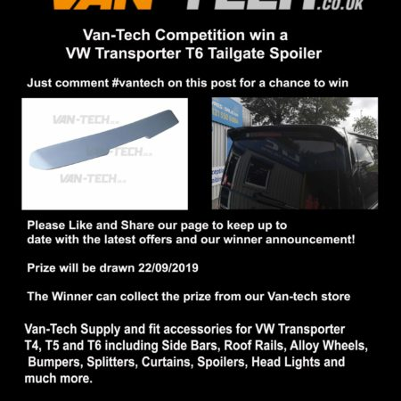 Van-Tech Competition win
