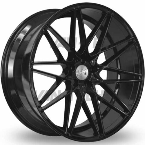VW T5 T5.1 T6 1AV ZX4 Alloy Wheels 20″ Gloss Black