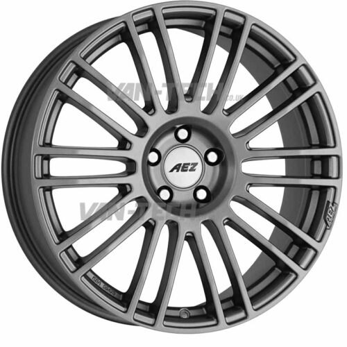 VW T5 T5.1 T6 AEZ Strike 18″ Alloy Wheels Graphite