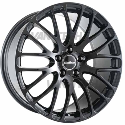 VW T5 T5.1 T6 Calibre Altus Alloy Wheels 20″ Gloss Black