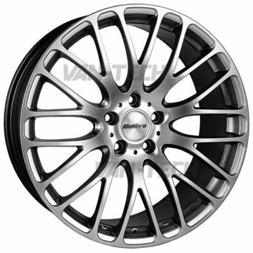 VW T5 T5.1 T6 Calibre Altus Alloy Wheels 20″ Hyper Silver