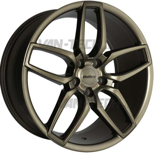 "VW T5 T5.1 T6 Calibre CC-U Alloy Wheels 20"" Bronze"
