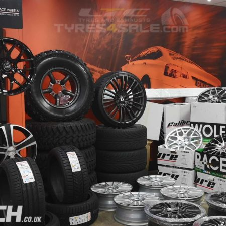 Lots of VW Transporter wheels available at Van-Tech!