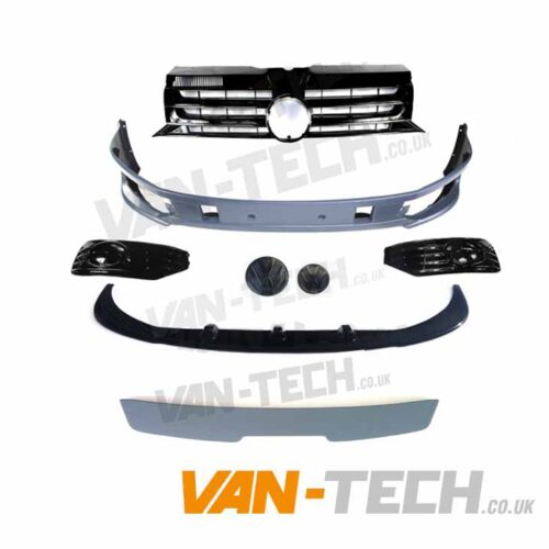 VW T5.1 Transporter Sportline Badged Grille Upgrade Kit
