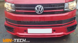 VW T6 Transporter parts and accessories supplied and fitted by Van-Tech!