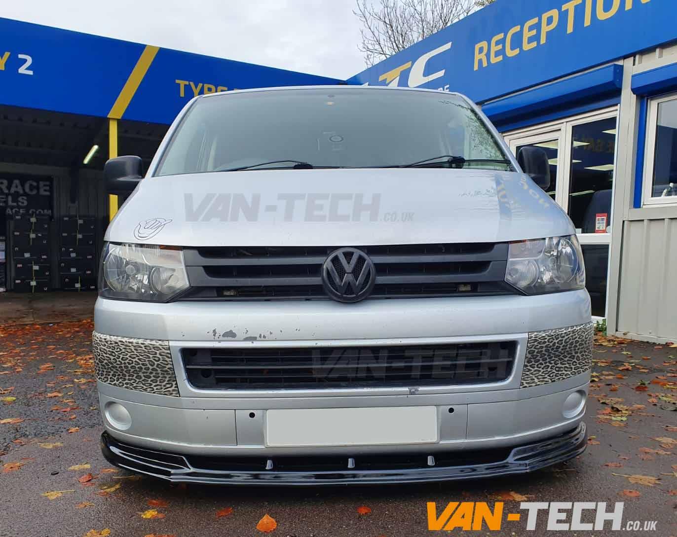 VW Transporter T5.1 Splitter Standard Bumper