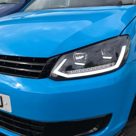New Product coming soon VW Caddy DRL Headlights