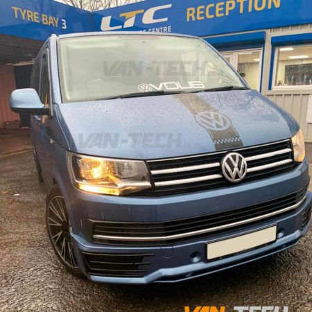 VW Transporter T6 parts and accessories supplied and fitted by Van-Tech