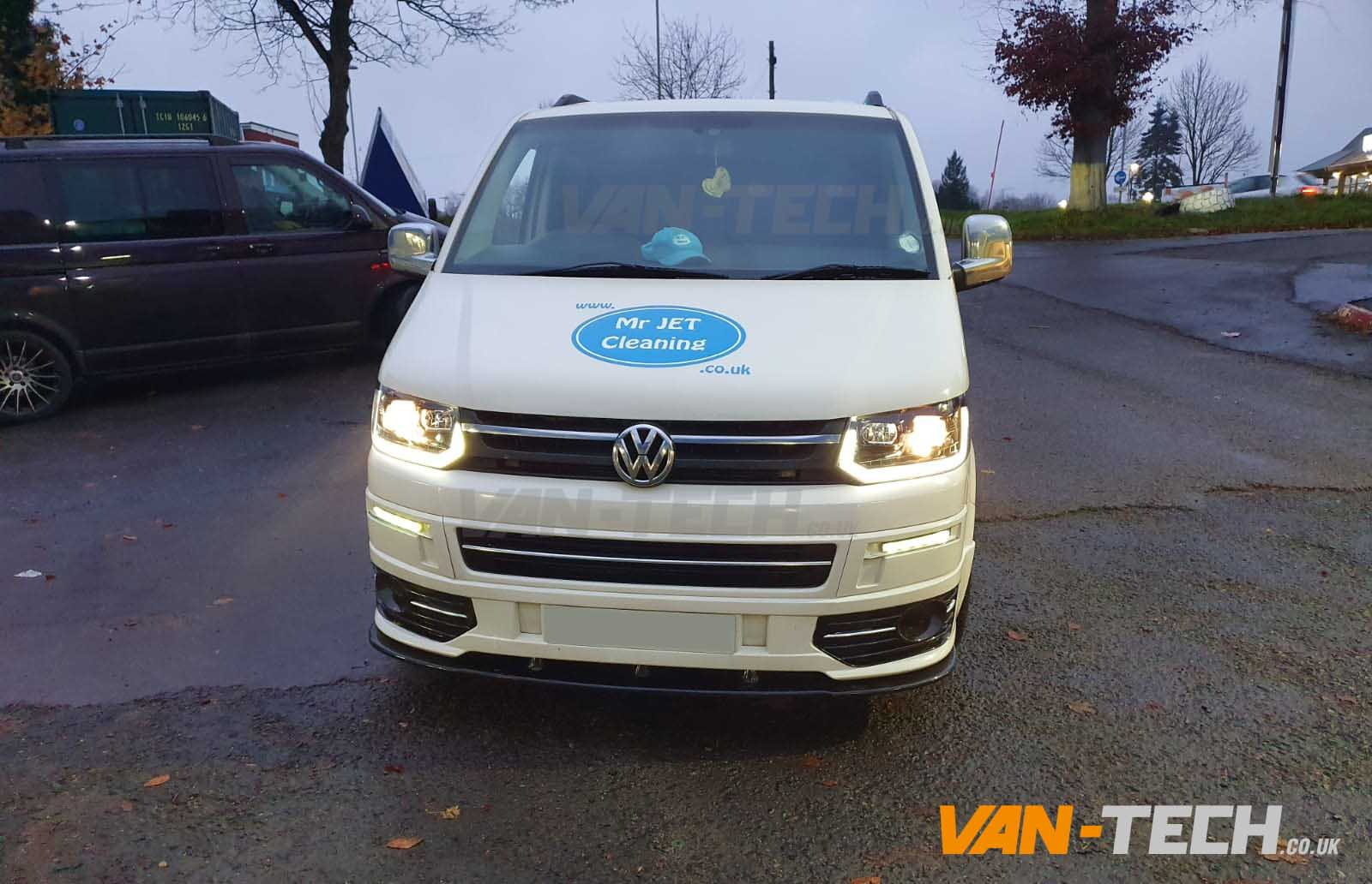 VW Transporter T5 to T5.1 Front End Conversion