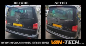 VW Transporter T5.1 Parts and Accessories supplied and fitted