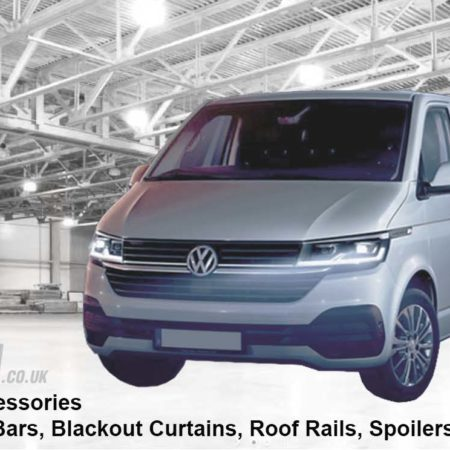 VW Transporter T6.1 accessories and parts