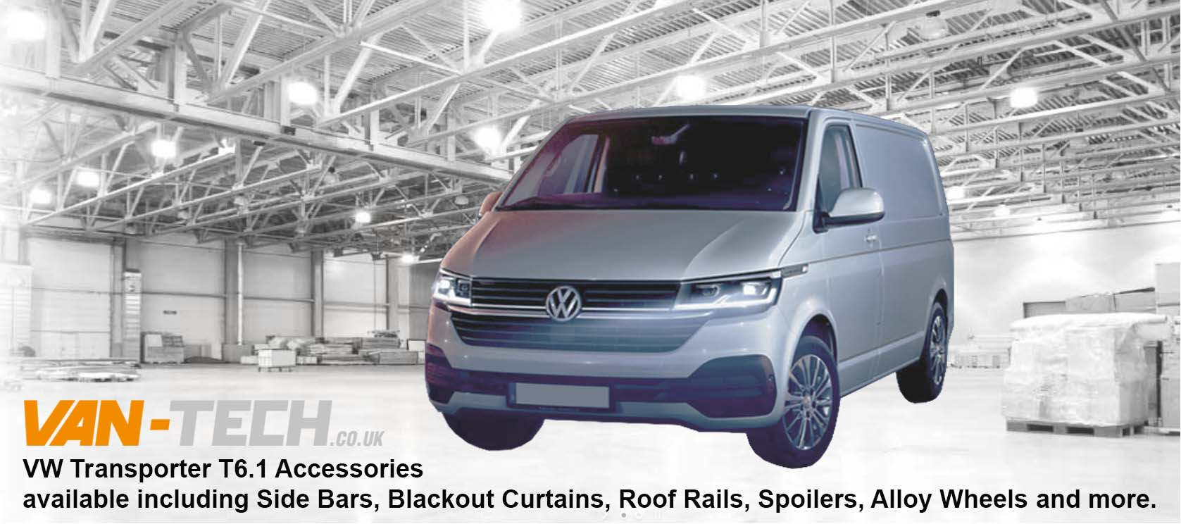 Vw Transporter T6 1 Accessories And Parts Available At Van Tech Co Uk