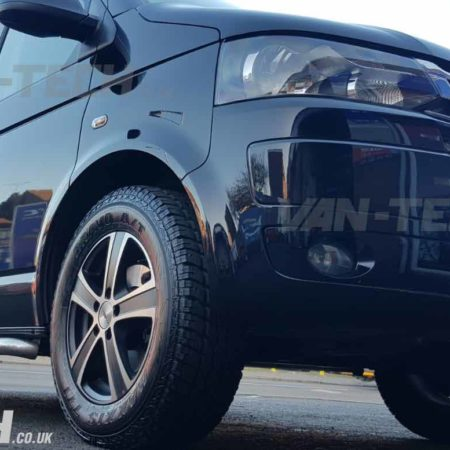 "Calibre Highway 17"" Alloy Wheels and Maxxis Bravo Series AT-771 All Terrain Tyres"