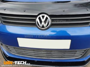 VW Caddy Parts and Acessories Lower Splitter and Bonnet Deflector