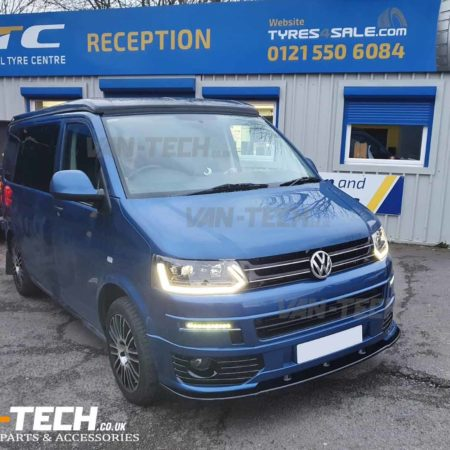 VW Transporter T5.1 Front End Sportline Upgrade