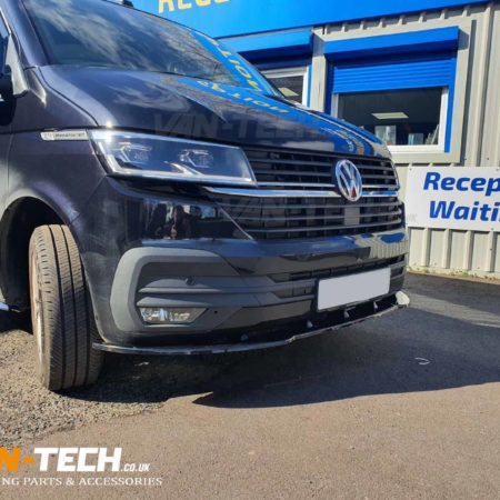 VW Transporter T6.1 Front Splitter and Tailgate Spoiler